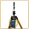 Bench Mark US - Land surveying equipment - external radios