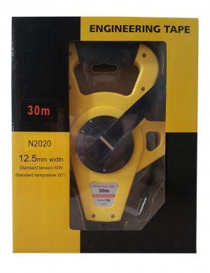 Bench Mark US - Used surveying equipment - 30m Tape