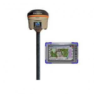 Bench Mark US - Land surveying equipment - Hemisphere S321+ Base & Rover