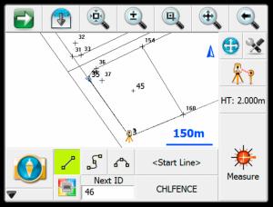 Bench Mark US - rtk system Screen Grab