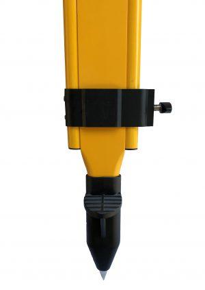 Bench Mark US - Land surveying equipment - wood tripod leg