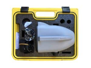 Bench Mark US - Land surveying equipment - ZDL700 in a case