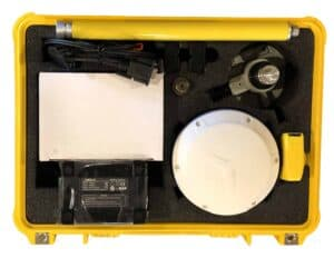 Bench Mark US - Land surveying equipment - i50 in a Case