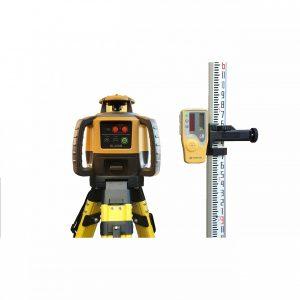 Bench Mark US - Surveying equipment - Topcon RL-H5A Grade Laser Package