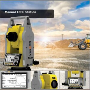 Bench Mark US - Land surveying equipment - GeoMax Zoom25