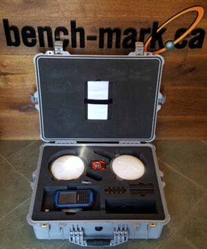 Bench Mark US - GNSS receiver - Hemisphere S320 Base and Rover XF3