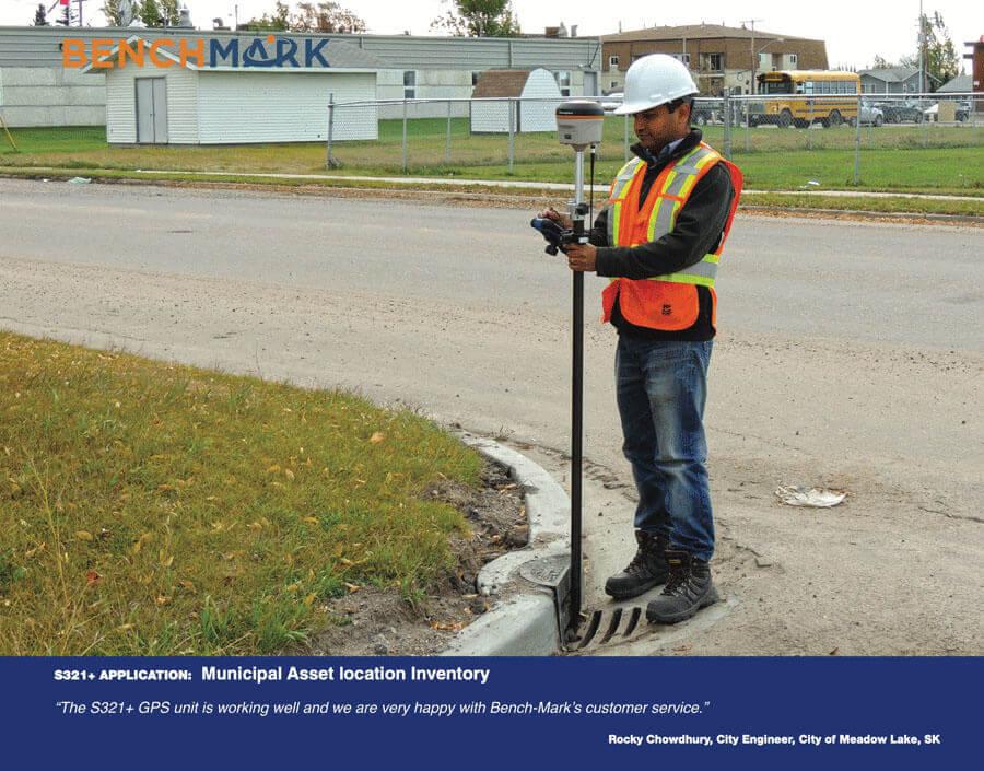 Bench Mark US - Surveying equipment - S321 testimonials