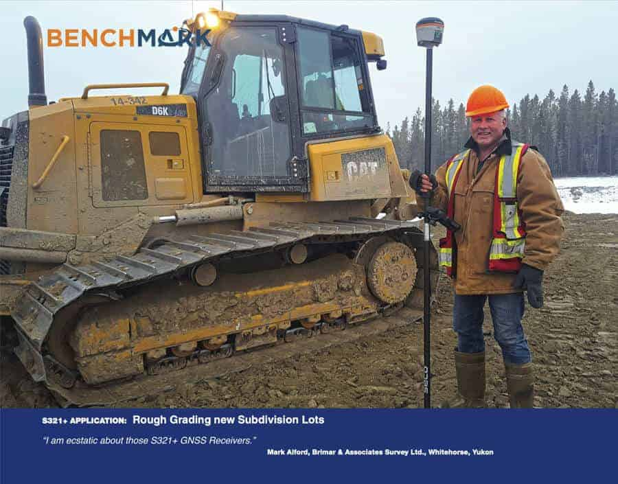 Bench Mark US - Surveying equipment - S321 testimonials