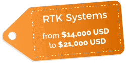 Bench Mark US - rtk system badge